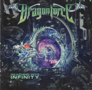 Dragonforce - Reaching Into Infinity (2017) + 2 BONUS TRACKS