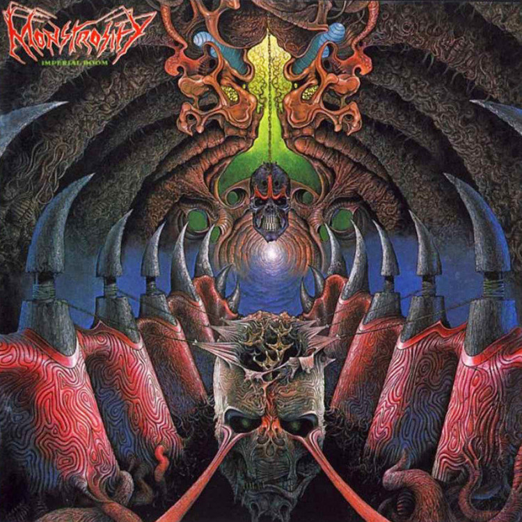 Monstrosity - Imperial Doom (1992)