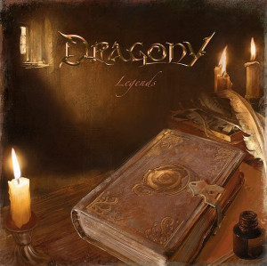 Dragony - Legends (2012)