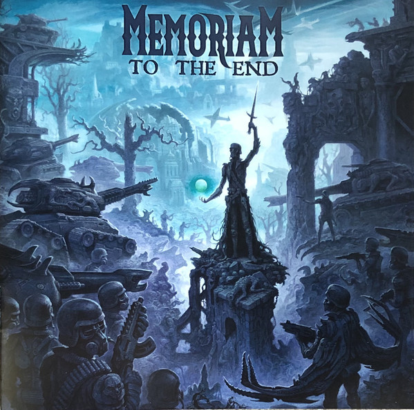 Memoriam - To The End (2021)