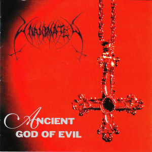 Unanimated - Ancient God Of Evil (1995)