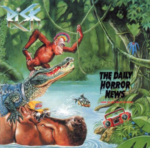 Risk - The Daily Horror News (1988)