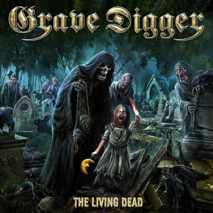 Grave Digger - The Living Dead (2018) + 1 BONUS TRACK