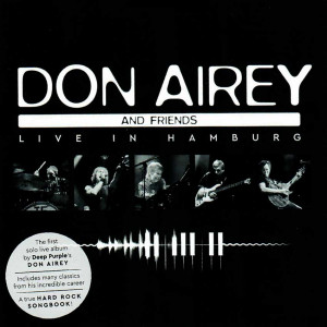 Don Airey - Live In Hamburg [2 CD] (2021)