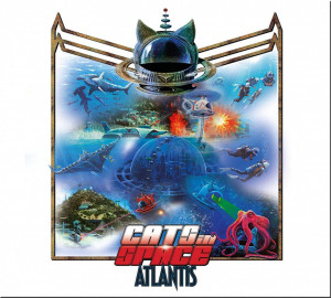 Cats In Space - Atlantis (2020)