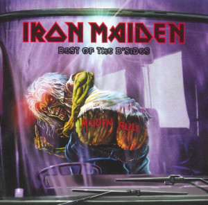 Iron Maiden - Best Of The B'Sides [2 CD] + 24 PAGE BOOKLET