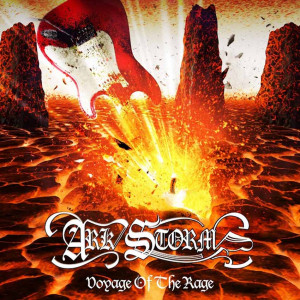 Ark Storm - Voyage Of The Rage (2018)