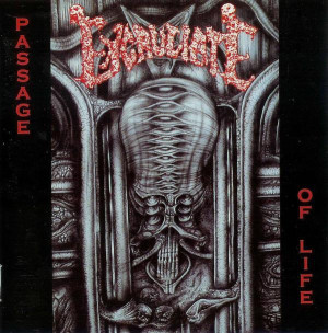 Excruciate - Passage Of Life (1993)