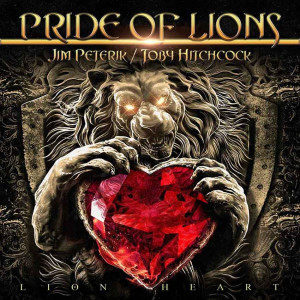 Pride Of Lions - Lion Heart (2020)