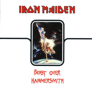 Iron Maiden - Beast Over Hammersmith [2 CD] + 24 PAGE BOOKLET