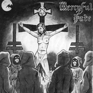Mercyful Fate - Mercyful Fate EP (Nuns Have No Fun) (1982)
