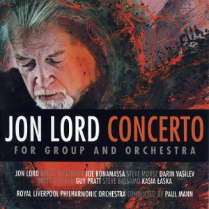 Jon Lord - Concerto For Group & Orchestra (2012)